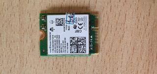 Intel 9560MGW tarjeta de red interna M.2 + antenas
