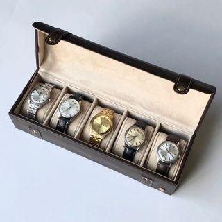 Colección de relojes vintage