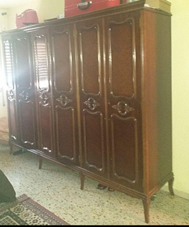 armario de 6 puertas