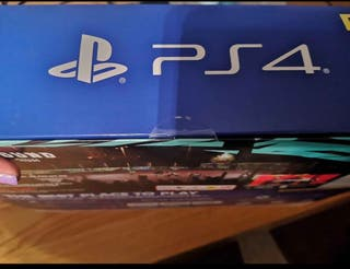 PlayStation 4 brand new with fifa 20