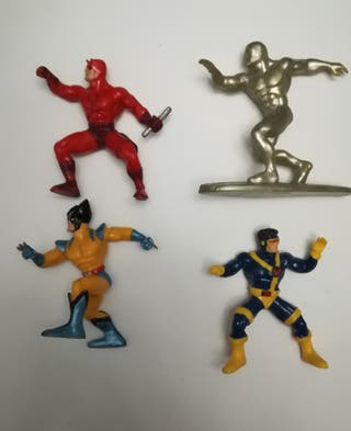 Lote figuras Marvel Superhéroes