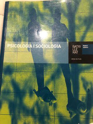 Libro Psicologia i sociologia (optativa)