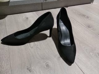 Zapatos de salón negros