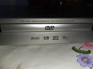 Reproductor de DVD.