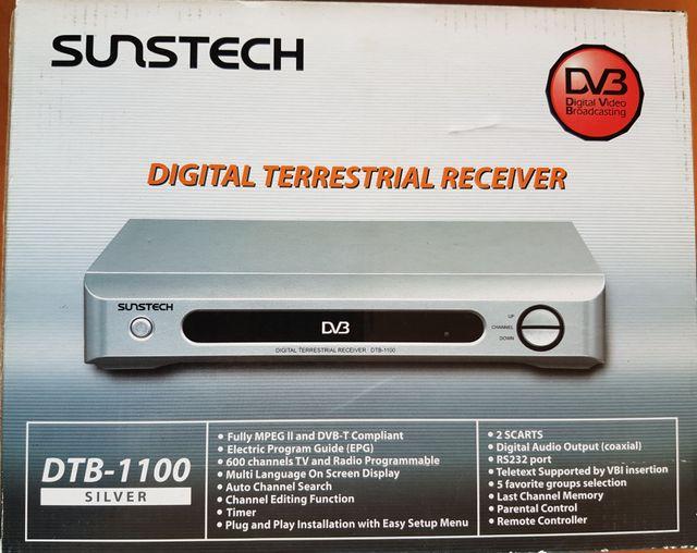 Decodificador TV digital SANSTECH DTB-1100
