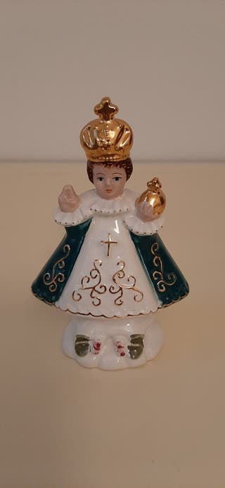 Figura Niño Jesús de Praga