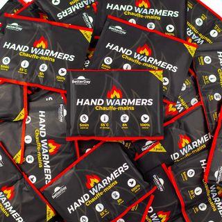 Calentadores de Manos Premium con Cubiertas NUEVO