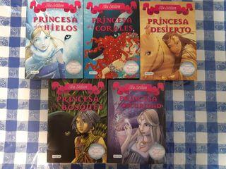 Libros princesas del reino de la fantasía Stilton