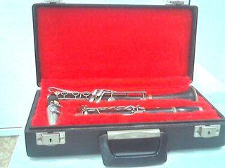 Clarinete Noblet Paris 17 Llaves