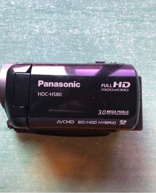 Videocámara Panasonic HDC-HS80