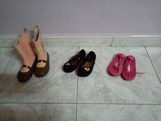 se regalan zapatos