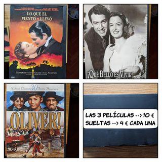 3 películas clásicas del cine