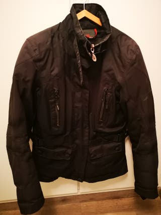 chaqueta de moto invierno xl mujer