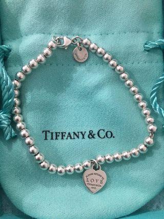 Pulsera Tiffany & co.