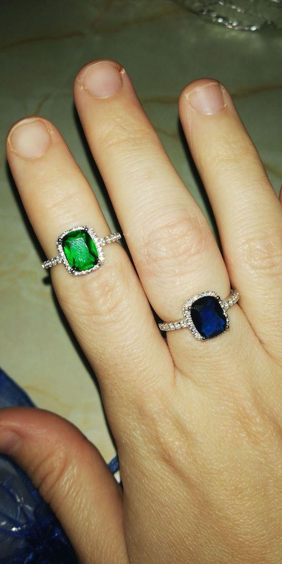 anillos plata 925
