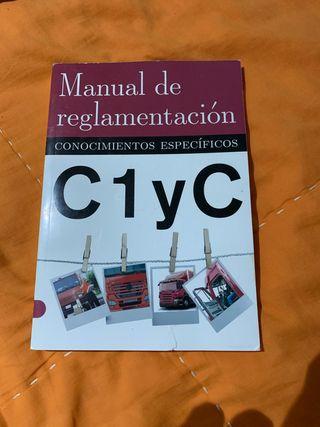 Libro autoescuela C Camion