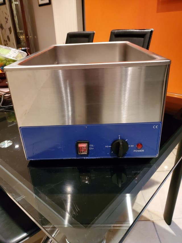 Wet Bain Marie 3 x Compartment
