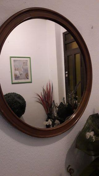 espejo redondo 66 diámetro