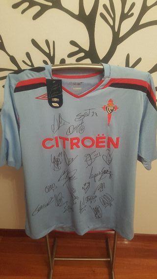camiseta original del RC Celta de Vigo
