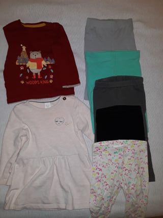 Lote ropa 9/12 meses (junto o por separado )