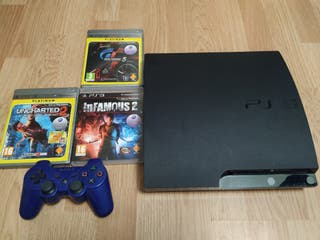 Play Station 3, 160GB,
