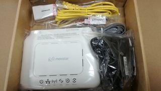 Router Movistar nuevo