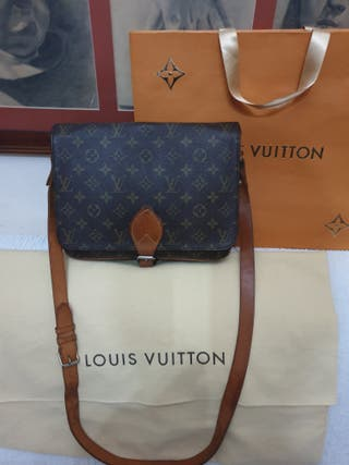 bandolera Louis Vuitton cartoucheire GM