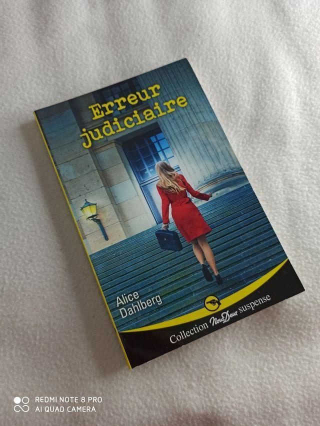 erreur judiciaire, Alice dahlberg