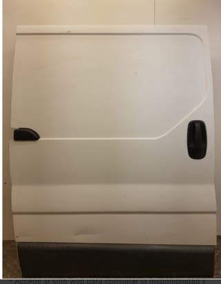 puerta lateral corredera Renault trafic
