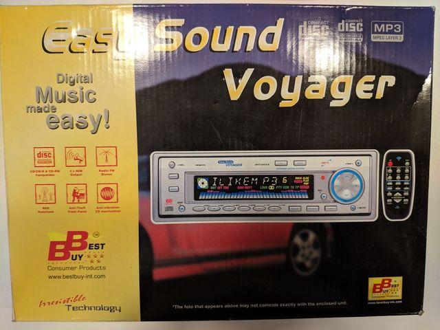 Radiocasete para coche ,nuevo a estrenar