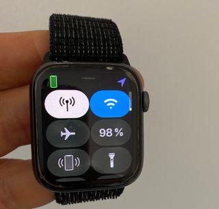Apple Watch 44 mm + cellular Nike