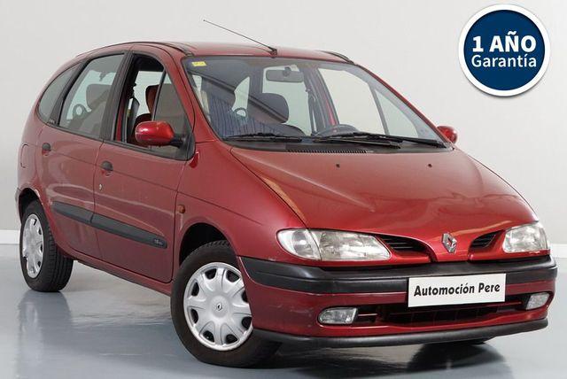 Renault Scenic 1.6i RT Económico y Garantía 1 Año.