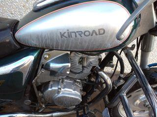 Kinroad 125 despiece