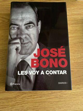Libro Jose Bono