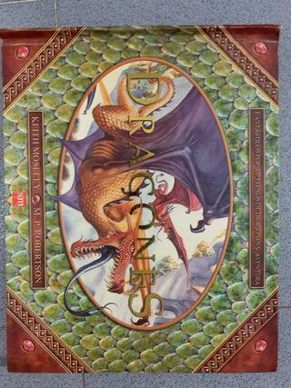 """Dragones. Libro """"Pop up"""""""