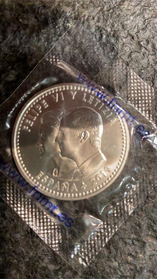 Moneda de coleccion