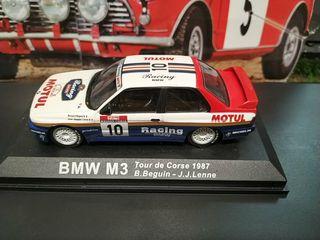 MAQUETA BMW M3 1/43