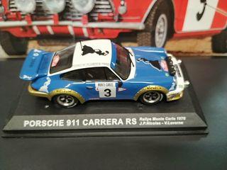 MAQUETA PORSCHE 911 CARRERA1/43
