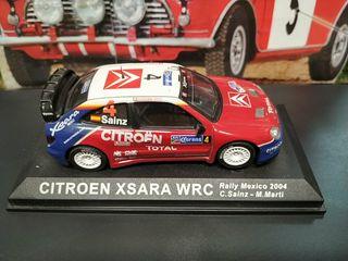 MAQUETA XSARA WRC 1/43