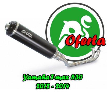 Oferta - escape polini t-max 530 12-14