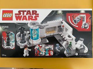 Lego 75203 cámara médica de Hoth