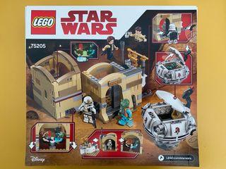 Lego 75205. Cantina de Mos Eisley