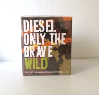 Diesel Only the brave Wild 125 ml