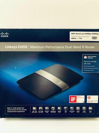 Router Cisco E4200