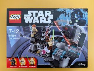 Lego 75169 duelo en Naboo