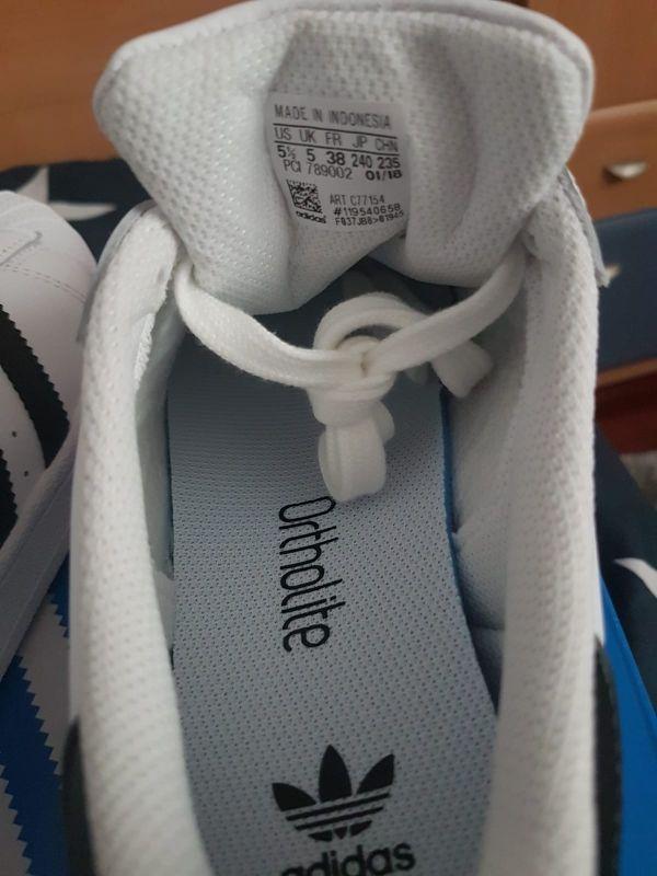 Sin estrenar. Adidas Superstar