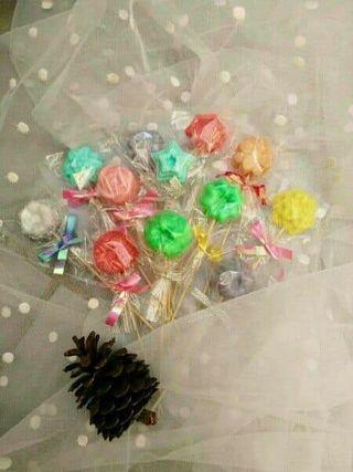 ramo de flores jabón dia de la madre