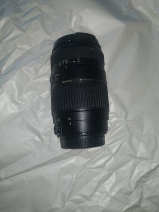 objectivo Tamron 70-300mm