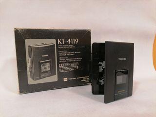 stereo cassette player