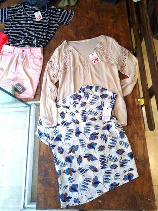 camisetas y blusas 2 EUROS